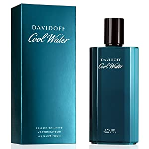 Eau de Toilette for men DAVIDOFF COOL WATER MAN 125 ML