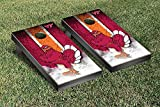 Virginia Tech Hokies Regulation Cornhole Game Set Vintage Version