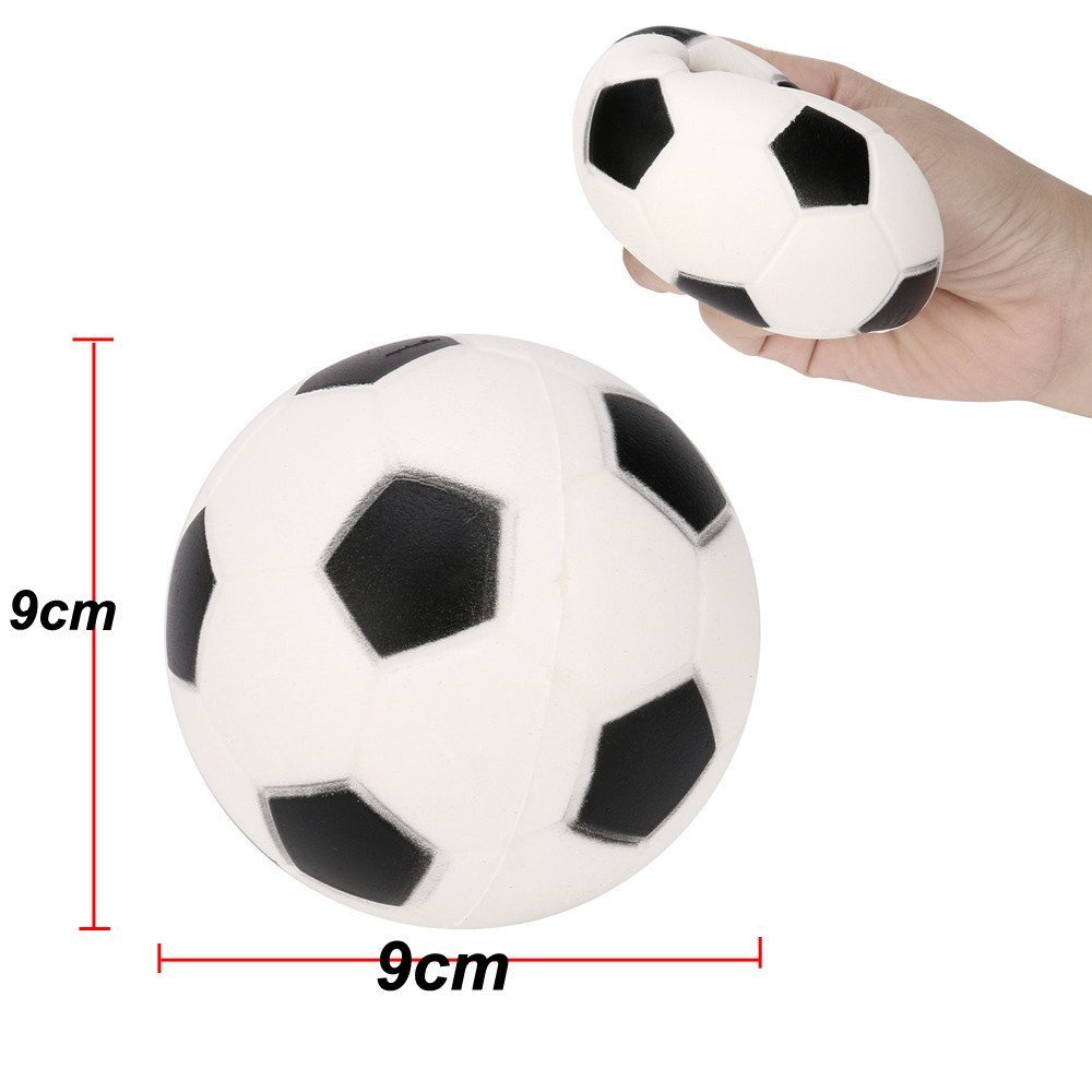 Wall of Dragon Football Squishy Slow Rising Cream Scented Decompression Kid Toys anti stress ball