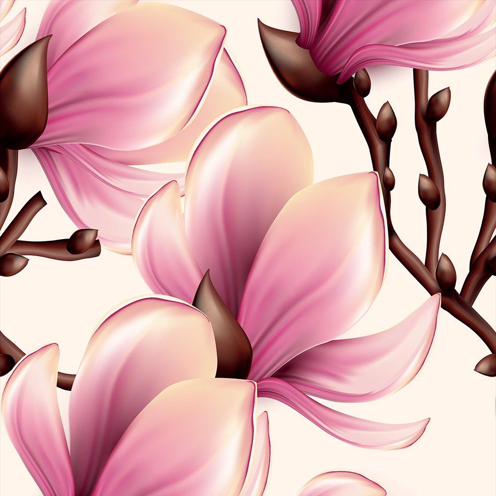 Flores Hojas Tropicales b-C-0242-j-a murando Papel Pintado 10 m Tropical Hojas Fotomurales tejido no tejido rollo Decoraci/ón de Pared decorativos Murales XXL moderna de Diseno Fotogr/áfico