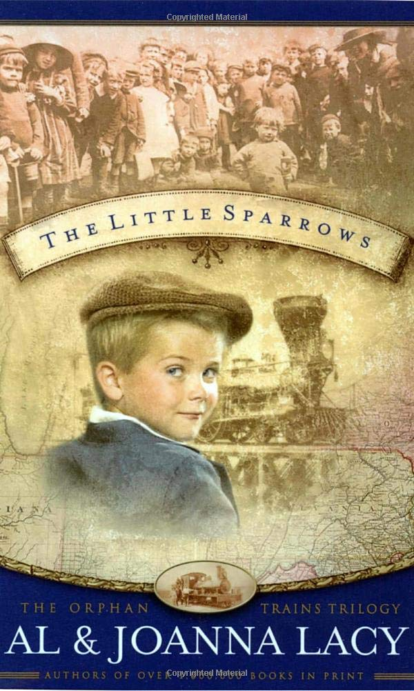 Download The Little Sparrows (Orphan Trains Trilogy, Book 1) pdf