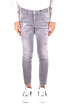 Amazon.com: DSQUARED2 S74LB0393S30260852 - Pantalones ...
