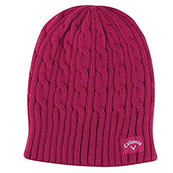f9d7b794aaa Callaway Eurocable Beanie - Men s Golf Cap  Amazon.co.uk  Sports   Outdoors