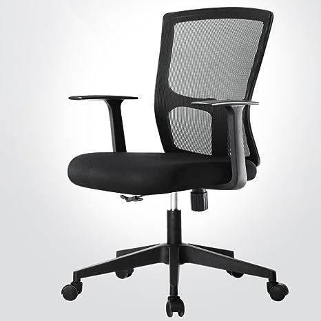 PC CHAIR Silla ergonómica,Sillas de Escritorio de Oficina ...