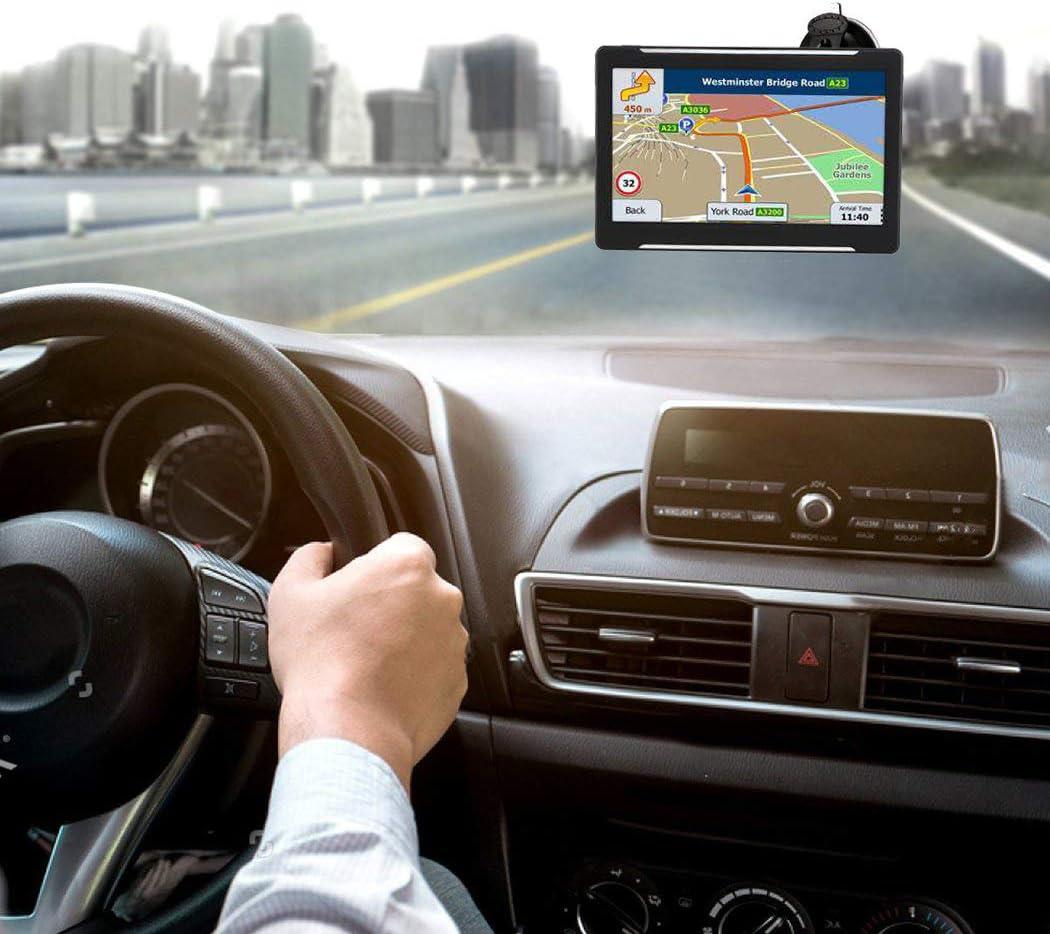 Aonerex Navi Für Auto Lkw 7 Zoll 8gb 256mb Gps Navigationssystem Vorinstalliert 2020 Uk Und Eu Karten Mit Lebenslangen Kostenlosen Updates Navigation