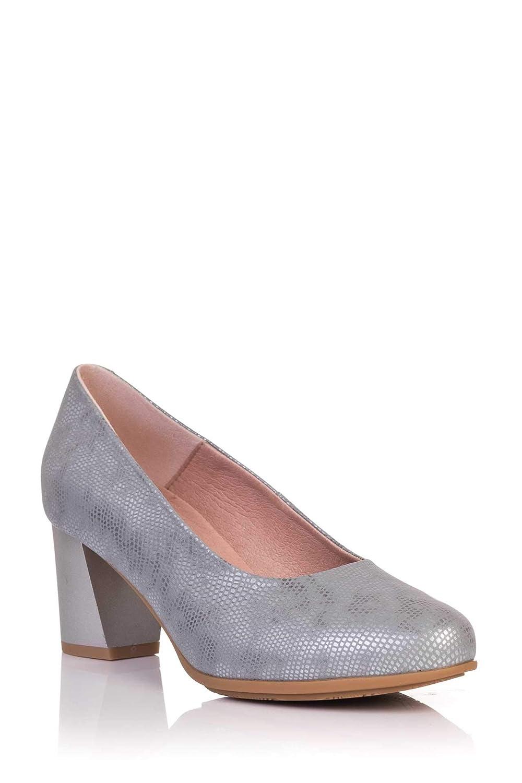 PITILLOS Chaussures de Salon Argenté
