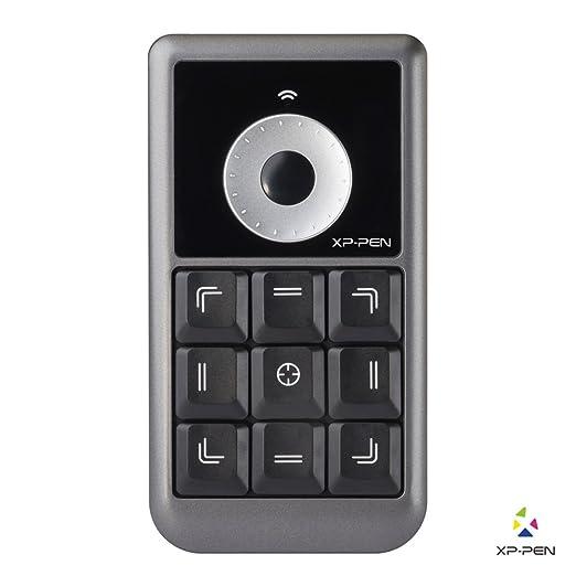 2 opinioni per XP-Pen Telecomando AC19 con Monitor Tavoletta Grafica Telecommando Accesso
