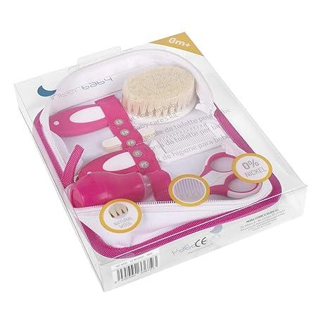 Kit Neceser Bebés Rosa: Amazon.es: Bebé