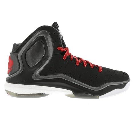 brand new 77008 bb053 adidas Scarpa basket D Rose 5 Boost Nero 42