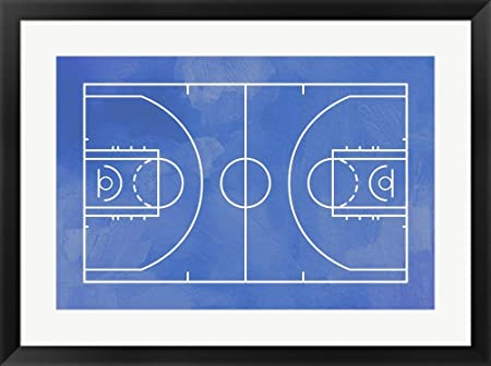 graphic regarding Uk Basketball Schedule -16 Printable referred to as Basketball Court docket Blue Paint Historical past via Sporting activities Mania