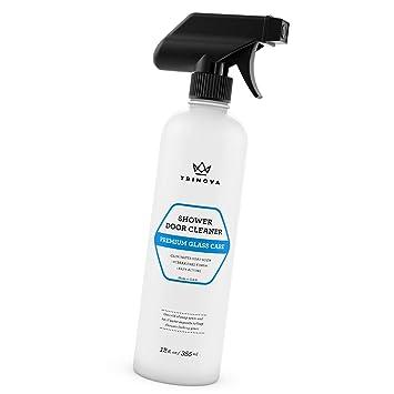Ducha puerta limpiador elimina restos de jabón moho y moho de cristal para obtener un streakless