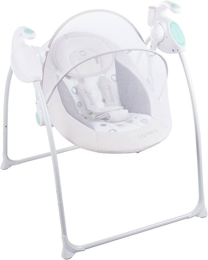 Lionelo Robin Baby Bouncer Swing Rocker Bouncing Chair App Contol Android//iOS