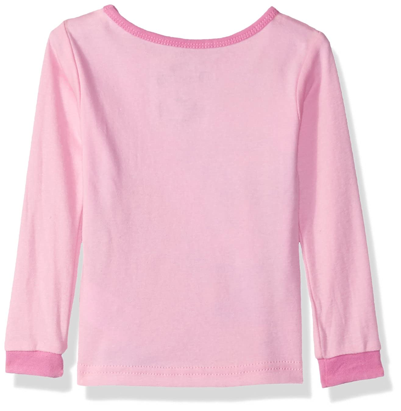 Disney Girls Multi-Princess 4-Piece Cotton Pajama Set