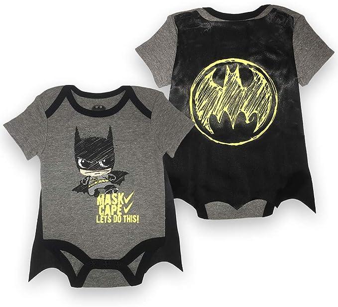 Amazon.com: Conjunto de traje de Batman para niños – DC ...