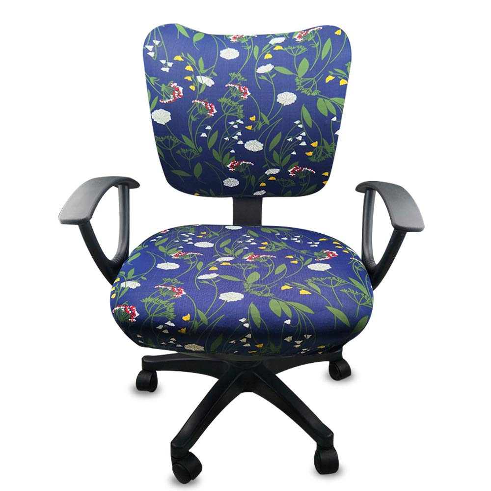 Enjoyable Computer Chair Cover Office Chair Slipcover Stretch Chair Office Protector Universal Chair Covers Stretch Office Chair Slipcover Rotating Chair Beatyapartments Chair Design Images Beatyapartmentscom