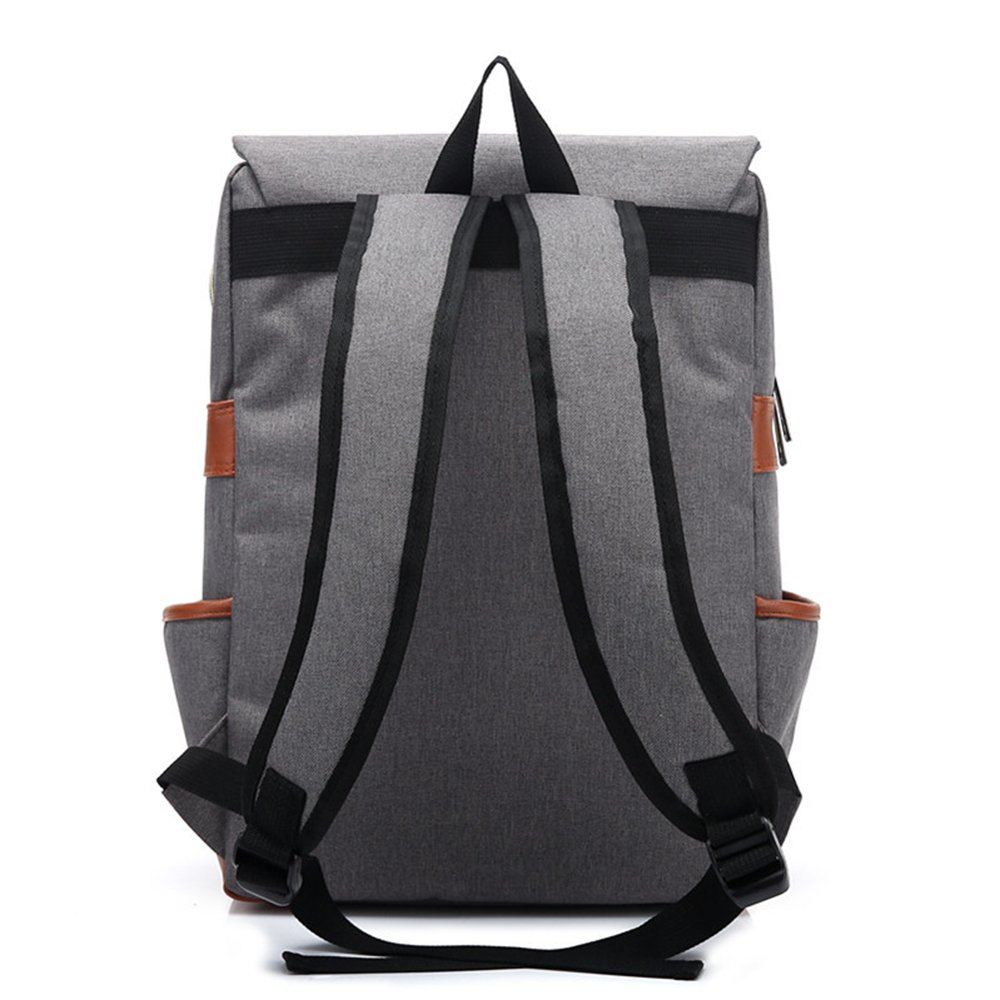 Tear Resistant Unique Travelling Backpack Fits up to 15.6Inch MacBook in Green UGRACE Slim Business Laptop Backpack Elegant Casual Daypacks Outdoor Sports Rucksack School Shoulder Bag for Men Women