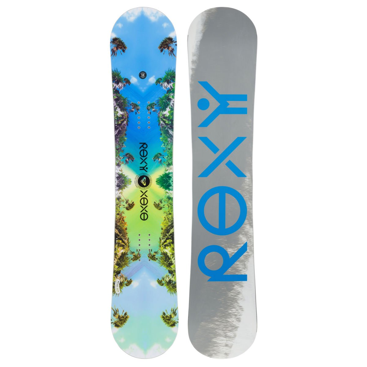 51335446f8b5 Freestyle Snowboard Women Roxy XOXO PBTX 143 2015  Amazon.co.uk  Sports    Outdoors