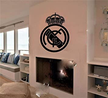 pegatinas decorativas pared Real Madrid España Pegatina Decoración ...