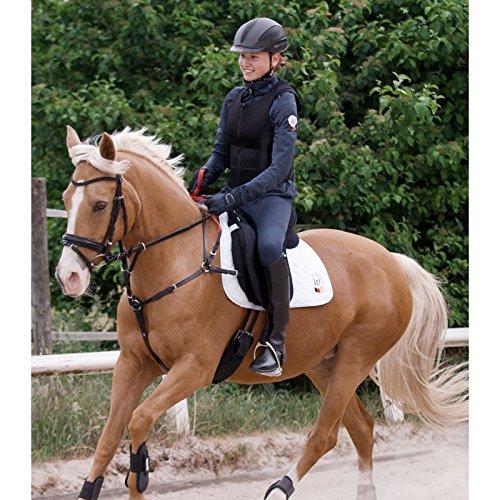 Bricole con redini sicurezza secutrust di Waldhausen Cavallo