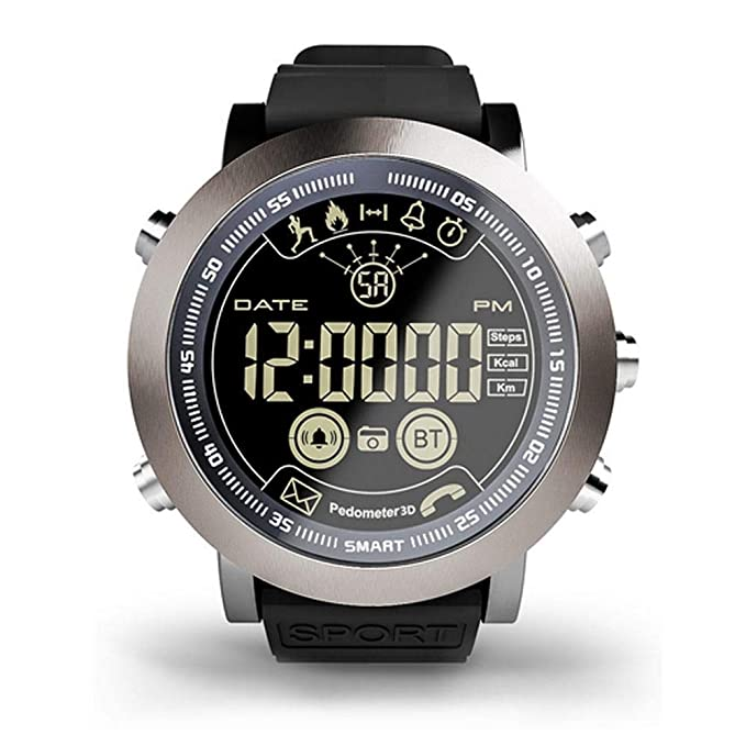 Amazon.com: LEMFO LF23 Smart Watch, IP68 Waterproof 610Mah ...