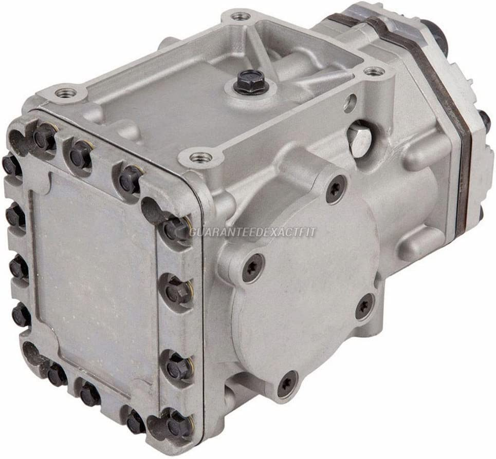 For American Motors Pacer /& Jeep CJ5 CJ7 Cherokee A//C Compressor BuyAutoParts 60-01012A1 New