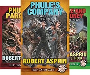 Phule's Company (6 Book Series) Kindle Edition by Robert Asprin, Peter J. Heck, Asprin , Robert