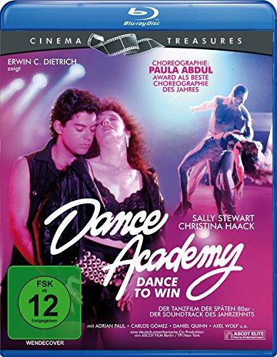 Dance to Win (1989) ( City Rhythms ) ( Dance Academy II (War Dancing) ) [ NON-USA FORMAT, Blu-Ray, Reg.B Import - Germany ]