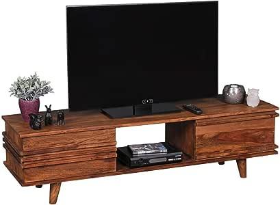 KS-Furniture KADA - Mueble bajo para televisor (Madera de Palisandro, 145 cm, Estante de Estilo rústico, 41 cm): Amazon.es: Juguetes y juegos