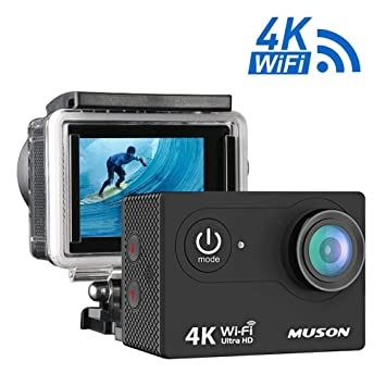 Top Vigor Digitalkamera 4k Sport Action Camera Amazon De Kuche