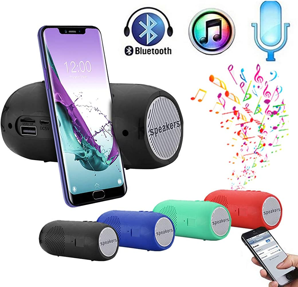NIUQY Moda portátil Personalizado Portátil Inalámbrico Bluetooth ...