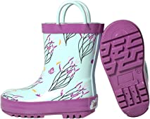 Top 12 Best Toddler Rain Boots (2020 Reviews & Buying Guide) 10