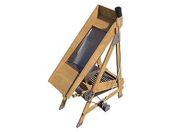 Construye tu Propio Oro Rocker Box Planes de Pegamento DIY Prospecting Mining Equipo: Amazon.es: Jardín