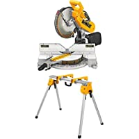 DeWalt DW716XPS Compound Miter Saw Bundle