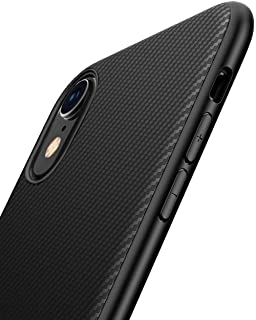 COVER CUSTODIA IPHONE 8 iPhone 7 slim carbon look fibra di