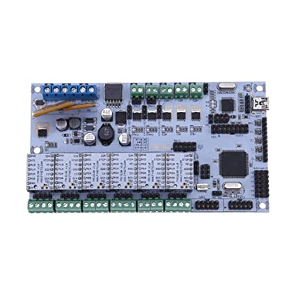 Amazon com: MagiDeal PCB 3D Printer Motherboard Rumba Control Board+