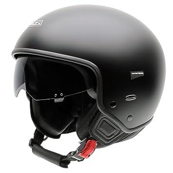 NZI 050247G261 Citycenter BTGN Casco de Moto, con Bluetooth, Talla XXXL