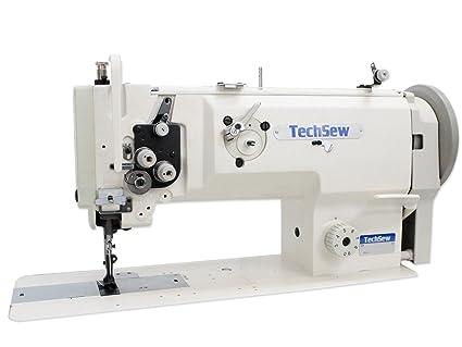 Amazon.com: techsew 1660 Cuero Walking pie máquina de coser ...
