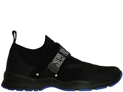 Dior Homme 3Sn219xtl569 Noir Tissu Baskets  Amazon.fr  Chaussures et ... d7110828b37
