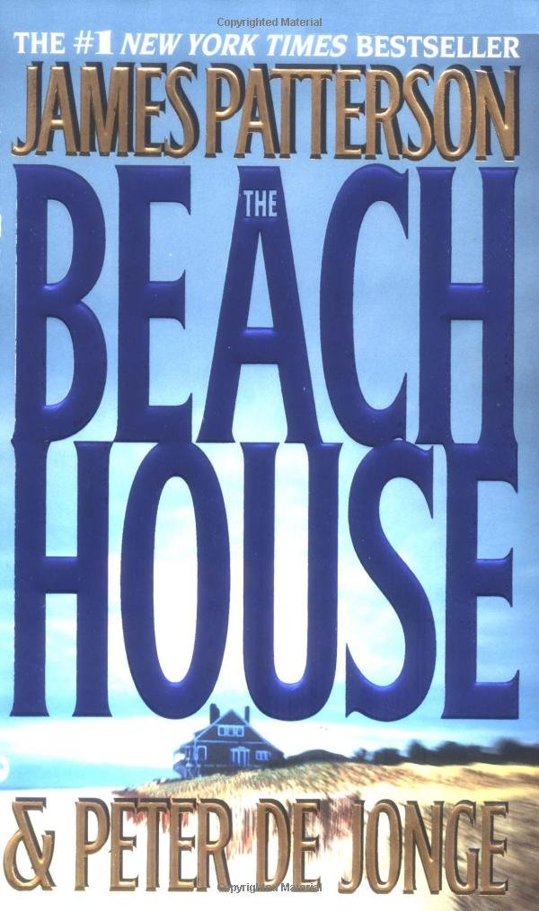 Image result for the beach house james patterson
