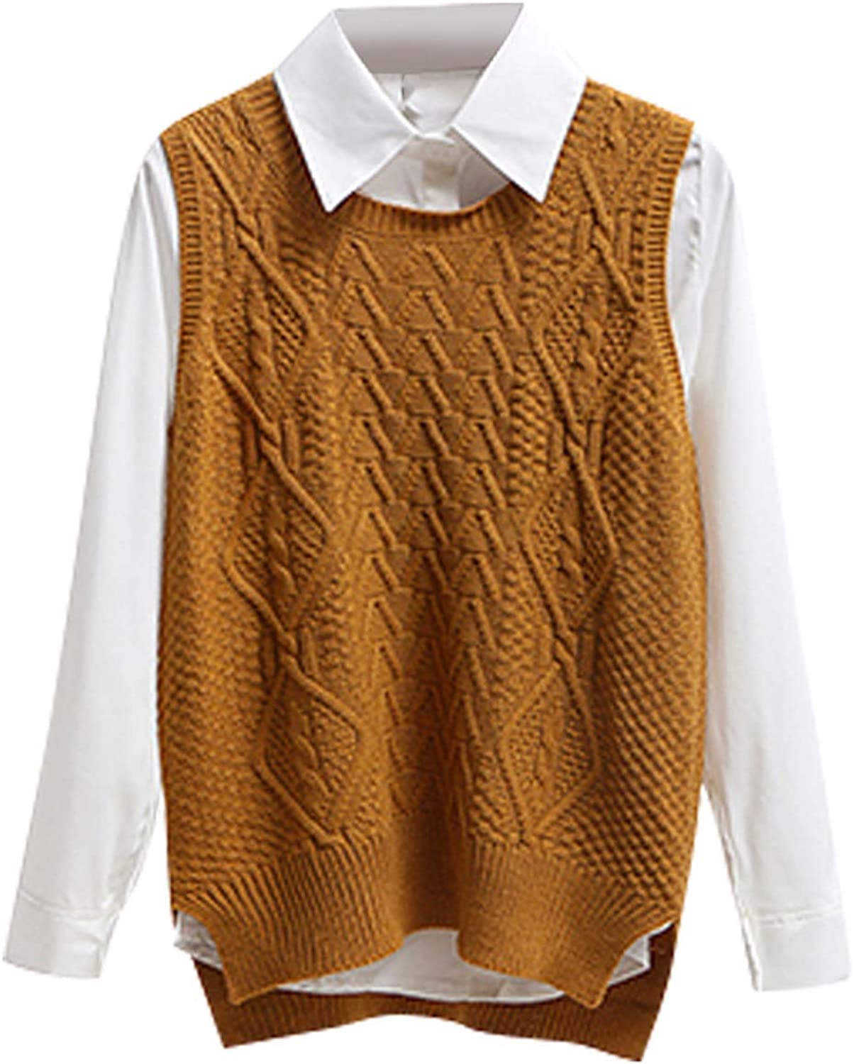 Sleeveless sweater vest womens sweaters bellevue investments that shoot