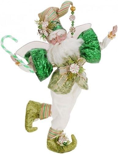Mark Roberts Fairies, Winter Mint Fairy Medium 16 Inches
