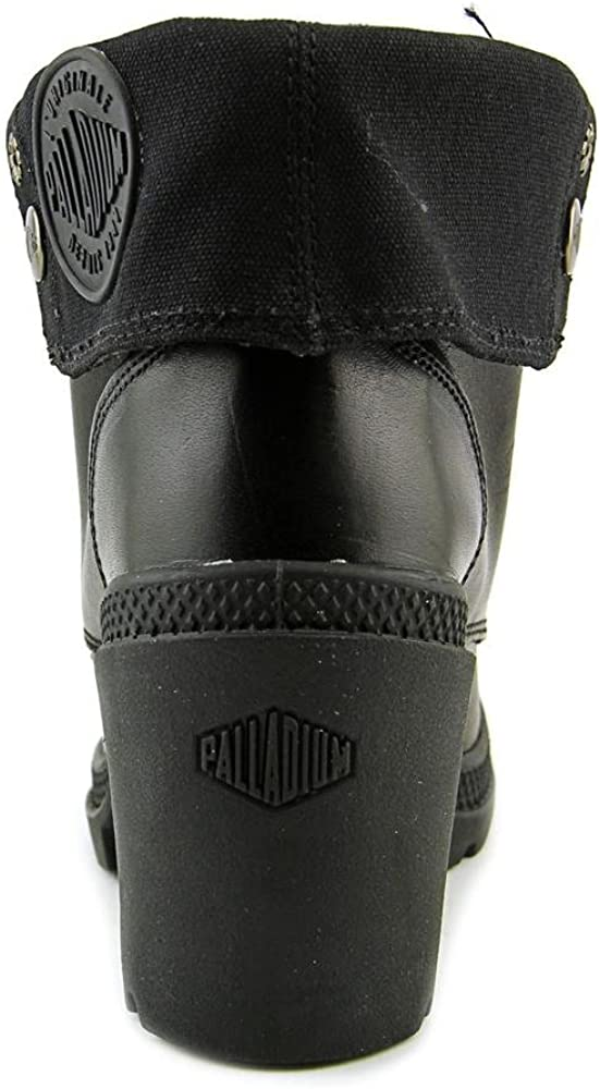 Palladium Womens Baggy Heel Leather Boot