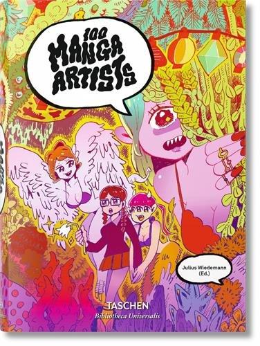 BU-100 Manga Artists (Multilingue) Relié – 17 janvier 2017 Collectif TASCHEN 3836526476 Arts graphiques (dessin