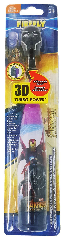 Amazon.com: Black Panther Juego de cepillos de dientes: 2 ...