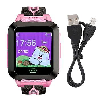 Kid LBS + GPS Smart Watch, Reloj Inteligente 1.44in Touch Guardia ...