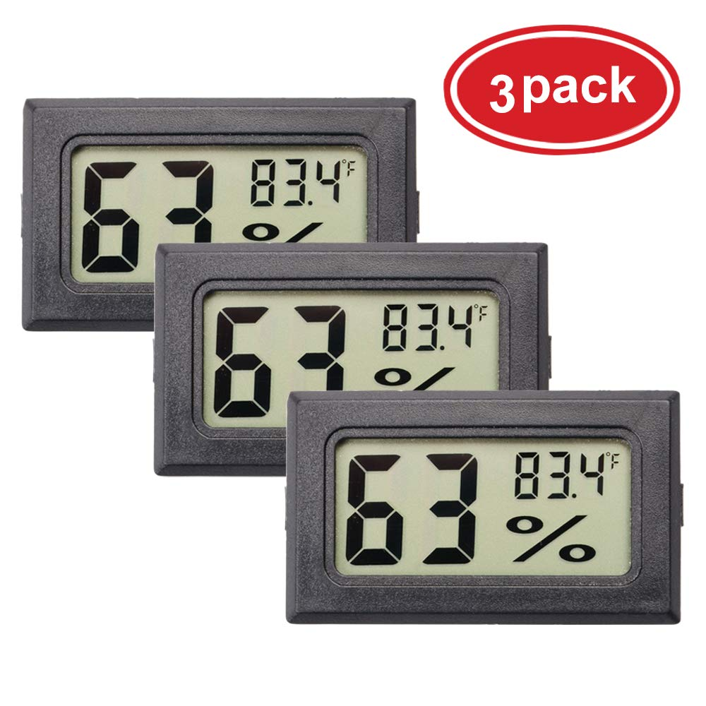 Mini Digital Electronic Temperature Humidity Meters