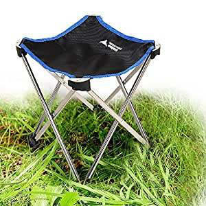 Sillas PLEGABLES, Colorful camping Silla plegable, Bo-Camp – Silla silla plegable para picnic/Senderismo/pesca/Barbacoa/Playa