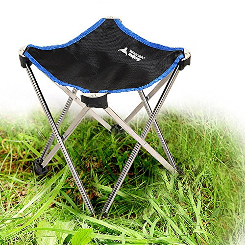 Cieken Portable Folding Stool Outdoor Folding Chair