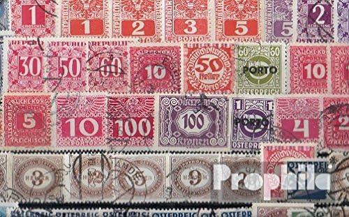 Prophila Collection Austria 50 Diferentes Los Sellos de Correos ...