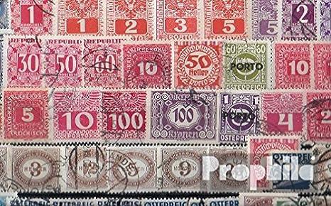 Prophila Collection Austria 50 Diferentes Los Sellos de Correos (Sellos para los coleccionistas): Amazon.es: Juguetes y juegos